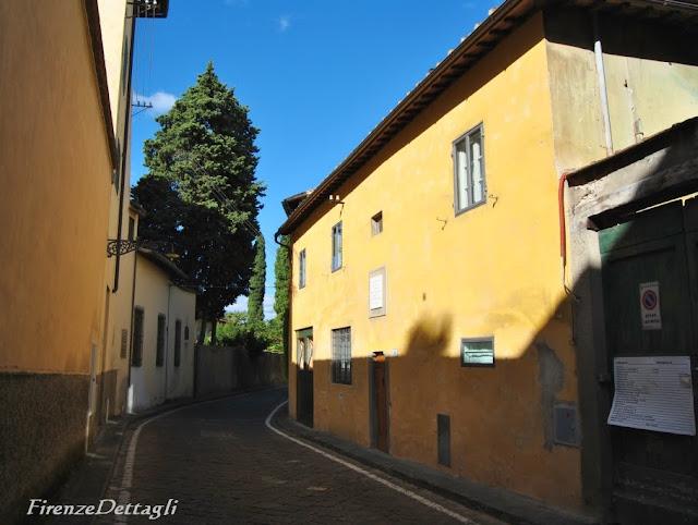 Firenze nei dettagli la casa d 39 ottone in via san leonardo - Casa del giunco firenze ...