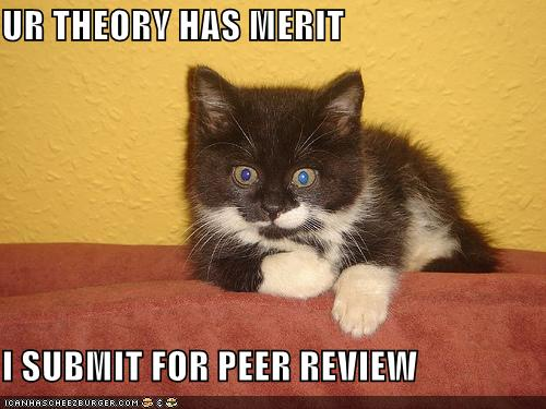 UR THEORY HAS MERIT I SUBMIT FOR PEER REVIEW