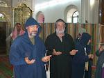 En la mezquita de Homs