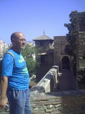 En Alcazaba de Málaga