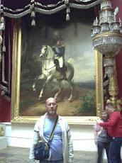 Dentro del Ermitage