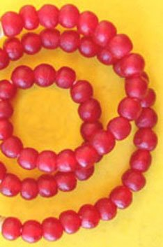 Glass African Trade Beads