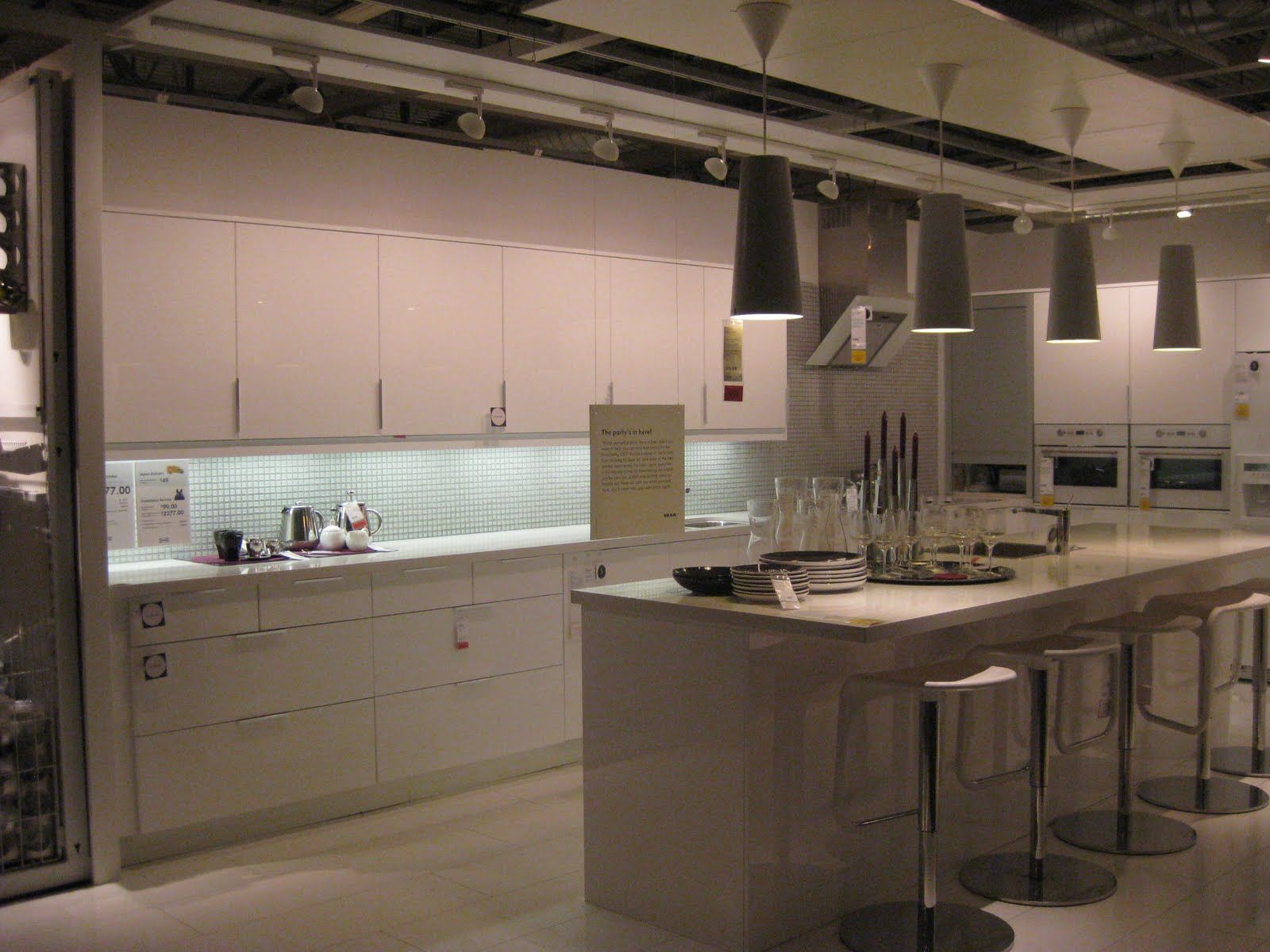 Evy at home ikea kitchen for Kitchen cabinets ikea