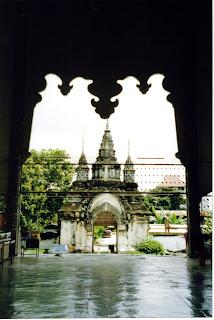 Templo Wat Chiang Mun, Chiang Mai