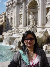 Me at Trevi Fountain Rome