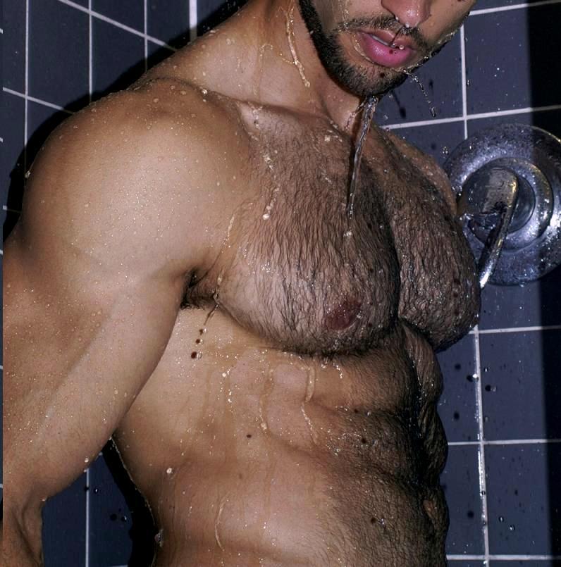 фото голйх парней