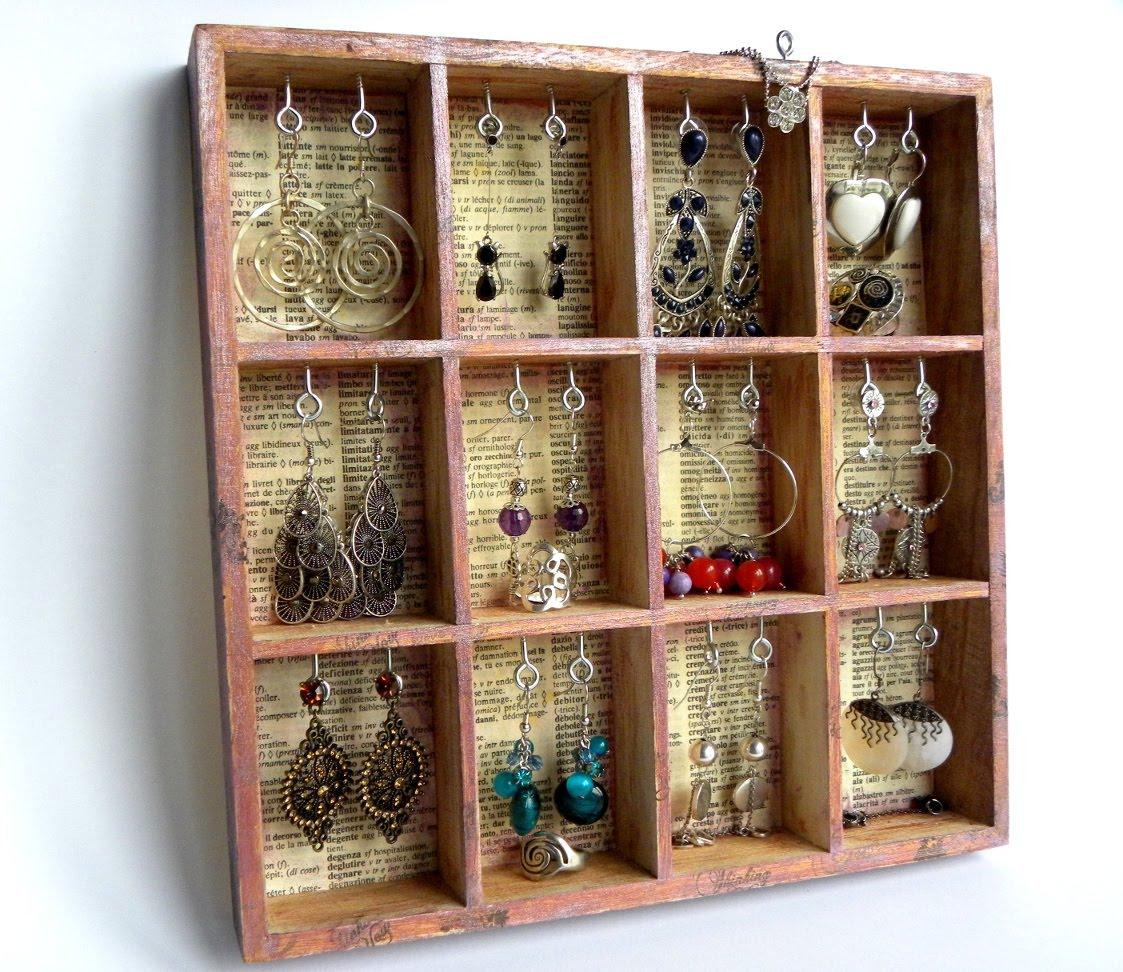 Giogiocraft calendari orecchini - Porta orecchini a libro ...