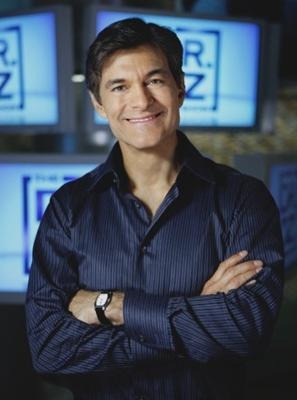 Dr. Oz Tells How to Get Happy and Crush Negativity!