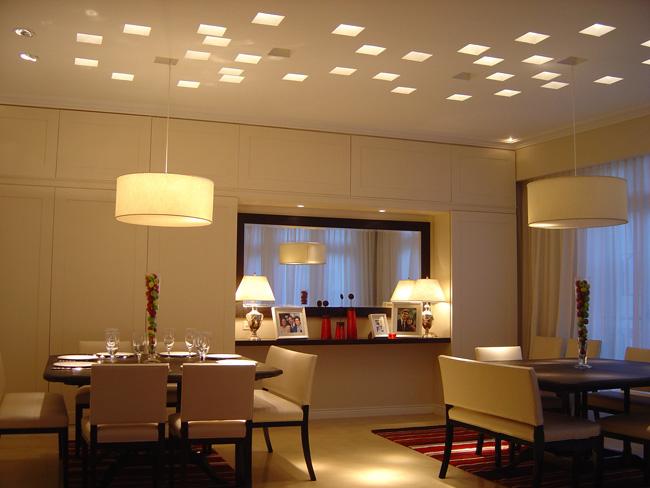 Iluminacion e p s i iluminacion de interiores - Iluminacion para comedor ...