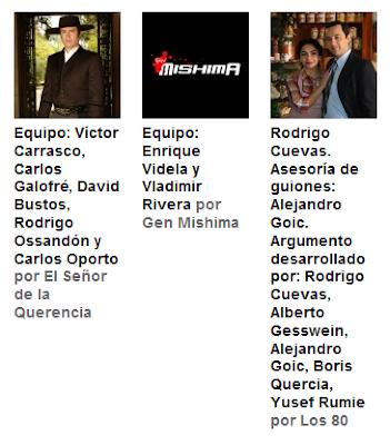 nominados Altazor 2009
