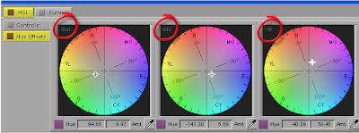 Avid Corrector Color