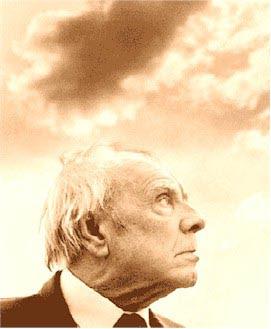 Imagem de Jorge Luís Borges, maior escritor da literatura Argentina