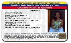 SUSANA CORONADO-PALANGRISTA- JEFA DE PRENSA DE LA ALCALDÍA DE SUCRE DEL EDO ARAGUA