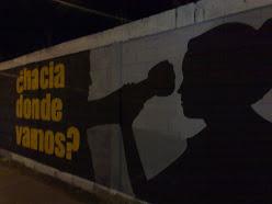 MENSAJE NO TAN SUBLIMINAL UTILIZANDO AL COMANDANTE CHAVEZ