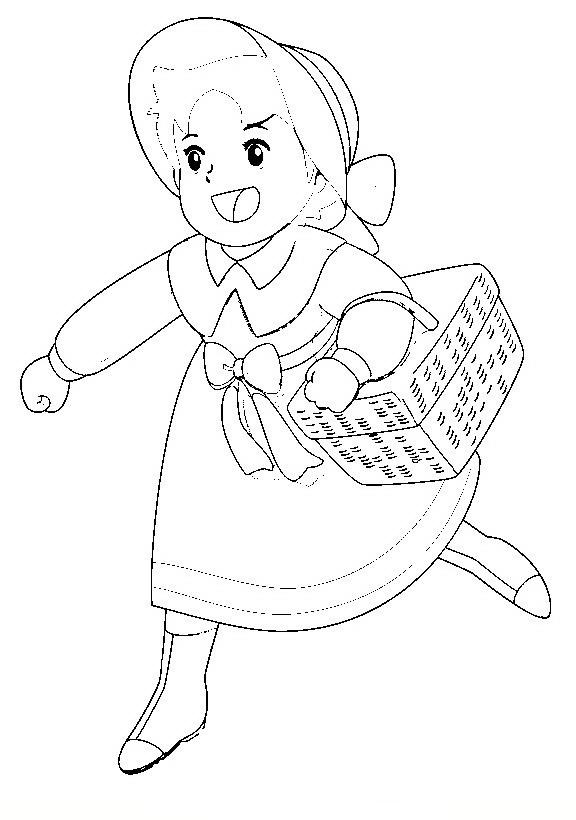 Imagenes para colorear de niños corriendo - Imagui