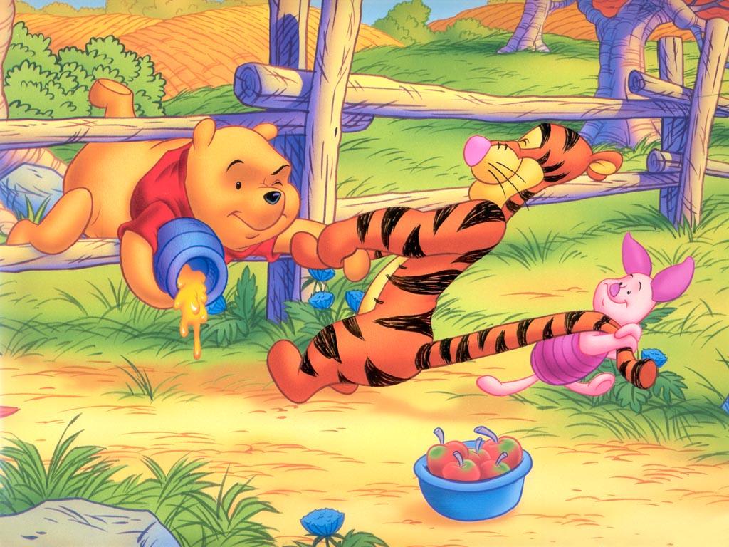 Fondos De Pantalla De Winnie De Pooh Gr2 1