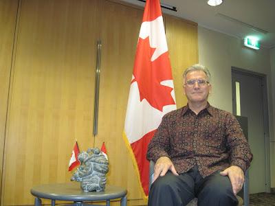 MACKENZIE Clugston bukan orang baru dalam barisan pemerintahan Kanada ...