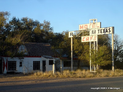The First/Last Motel in Texas