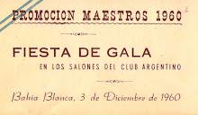 Promoción 1960