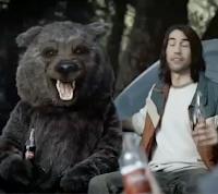 Publicité virale - Battle entre un homme et un ours
