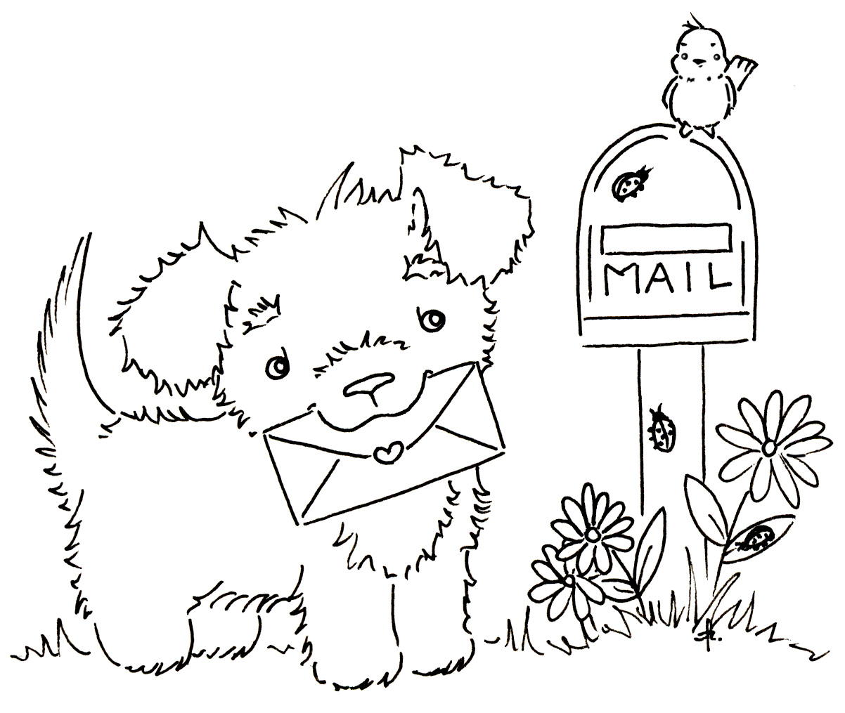 how to create digi stamps