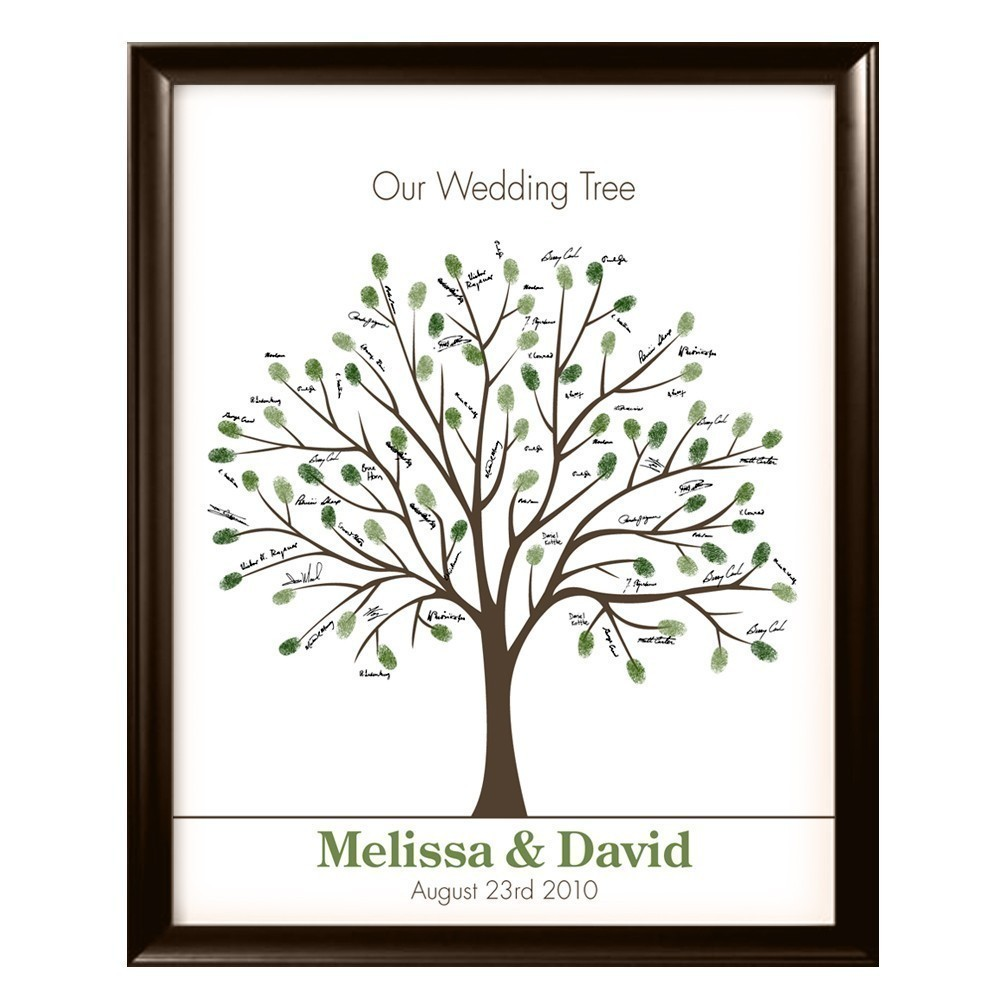 "Wedding Guest Book Where It S Your Guests That Sign Their: A Future Mrs.....Someday Soon: ""Leaf"" Your Print And Sign"