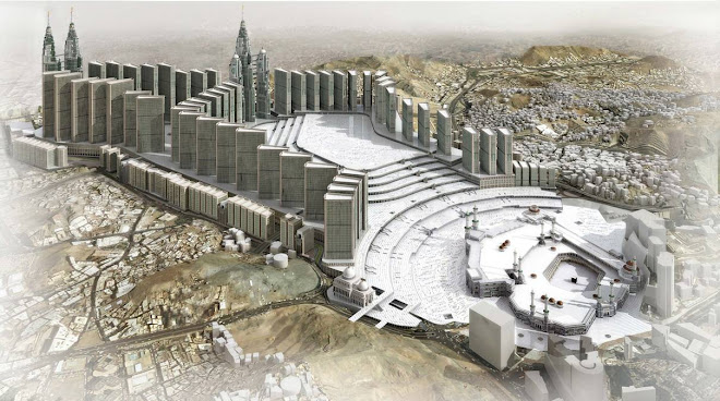 THE FUTURE OF MECCA SHARIF