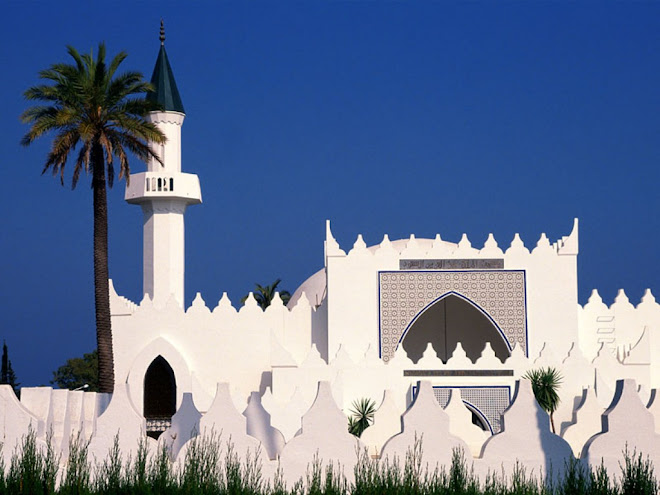 A MOSQUE OF SPAIN