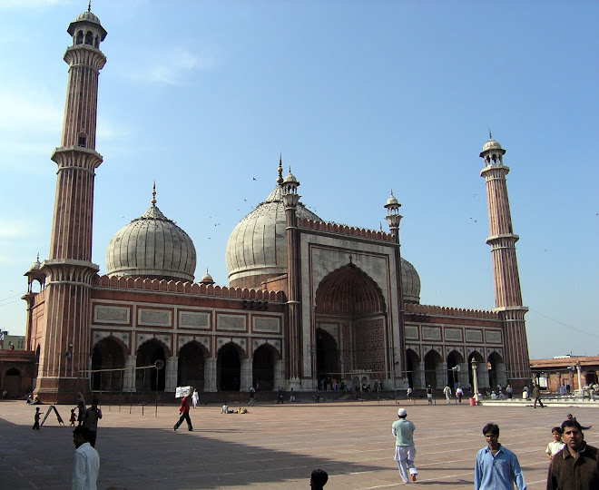 INDIAN MOSQUE ( JAMA MASJID)