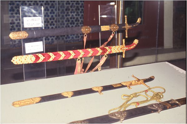 SWORD OF HAZRAT USMAN GANI REHMAT ULLAH ALEH