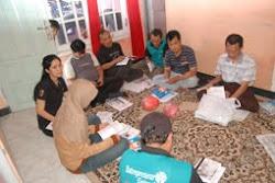 Rapat Dewan di Villa Pacet