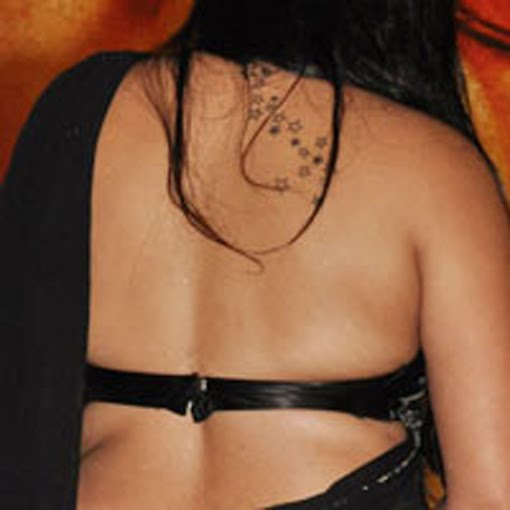 Sexy femme fatale Namitha, who has a unique movie upon palm in Paa Vijay's