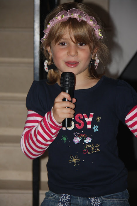 5 anos da Ninoca!!!!!!