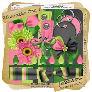 http://jbs2designs.blogspot.com/2009/04/watermelon-crawl-mini-kit.html