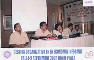 TALLER EN COLOMBIA