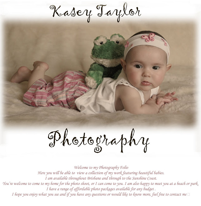 Welcome to Kasey Taylor Photography