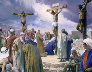 Christ's Crucifixion - Harry Anderson