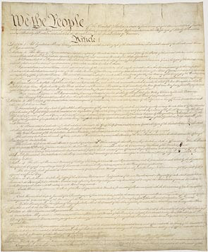 United Sates Constitution