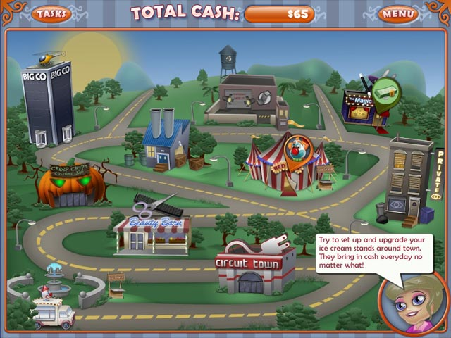 Beautiful fish in the world fish tycoon game for Fish tycoon games