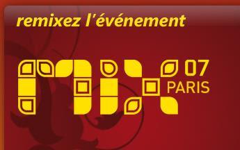 Remixez le MIX07 avec les webcasts