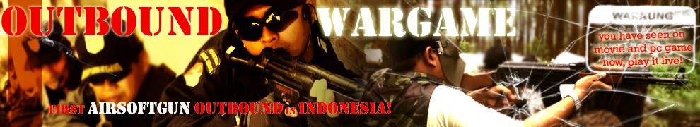 OUTBOUND Training | Provider Outbound | Wargame Airsoftgun | Permainan Outbound | Outbound di Malan