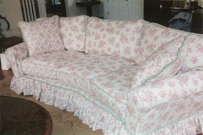 a little of this that and the other shabby chic slipcovers. Black Bedroom Furniture Sets. Home Design Ideas