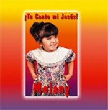 Te canto mi Jesus / Melany Db_tecanto5