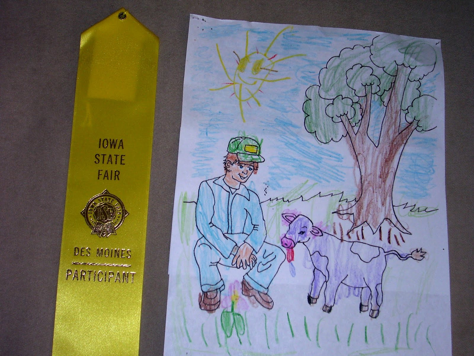 Under the Desert Sky: An update on Liv\'s Iowa State Fair Coloring ...