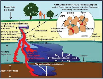 Solventes industriales solventes riesgos para la salud y for Como saber si me afecta clausula suelo