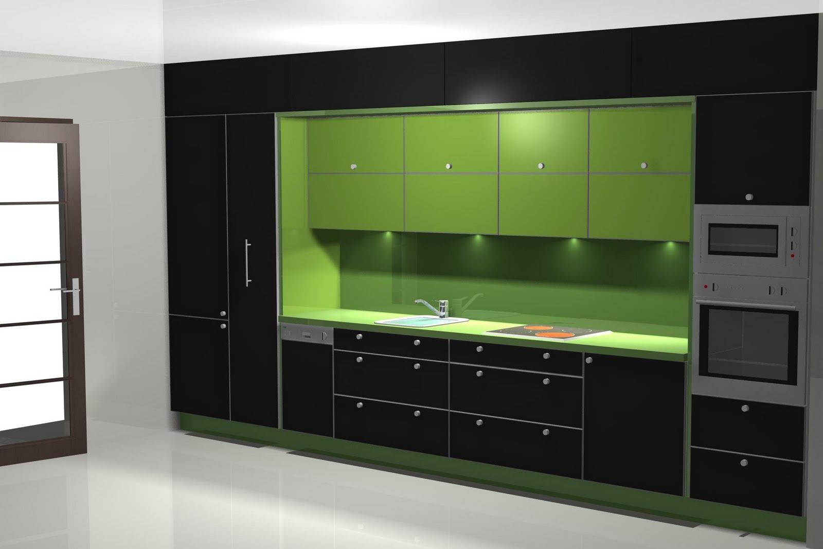 Dise o muebles de cocina dise o de cocina en linea - Diseno de cocina ...