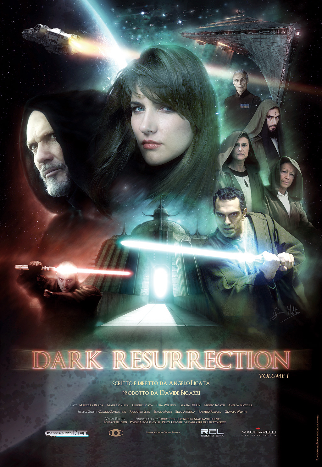 Star Wars – Dark Resurrection