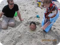 Kyle buries Avery