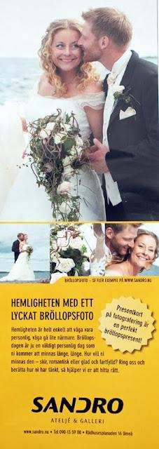 Bröllopsmässa Umeå, fotograf Sandro