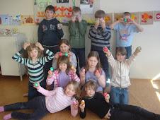 Munadepühad meie klassis
